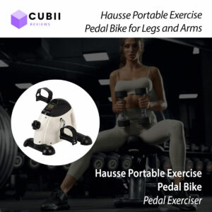 House Portable Exercise Pedal Bike for Legs and Arms